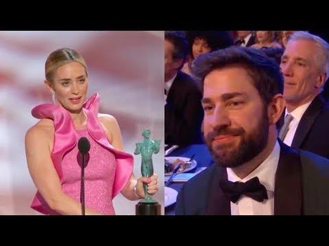 Emily Blunt and John Krasinski's Cutest Moments   Cosmopolitan UK