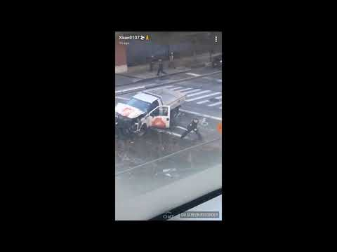 NYPD Arrest Suspect Following Security Incident in Lower Manhattan