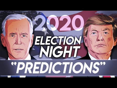 Here's What's Going Down on Election Night 2020