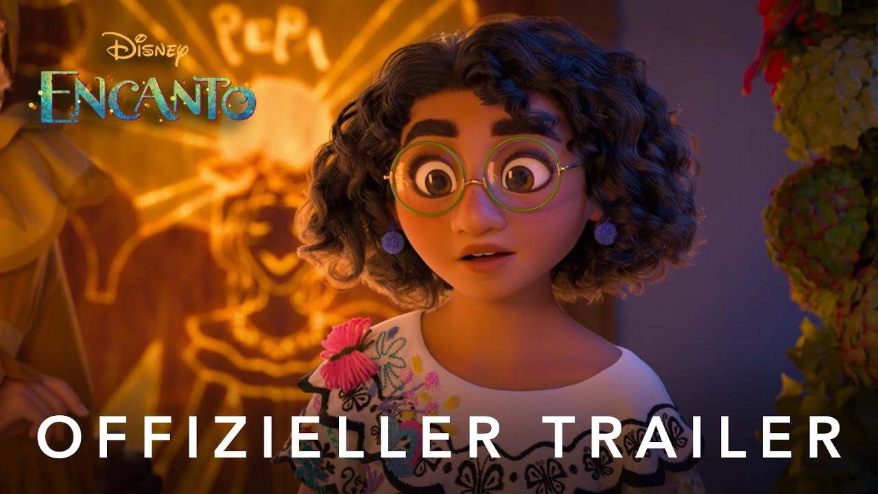 Download ENCANTO – Offizieller Trailer (deutsch/german)   Disney HD