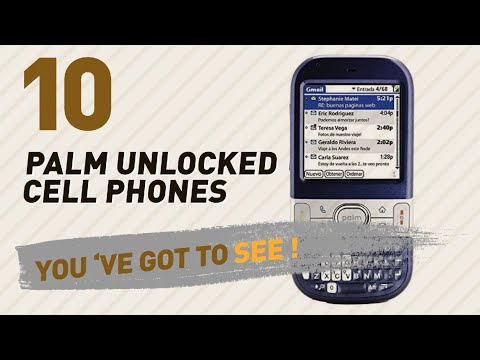 Palm Unlocked Cell Phones // Best Sellers 2017