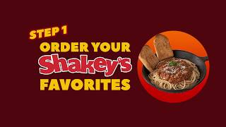 Shakey's Delivery Do's