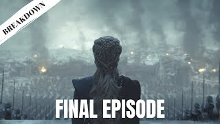 Game Of Thrones Season 8 Episode 6 Trailer   FINAL EPISODE BREAKDOWN (Hindi)