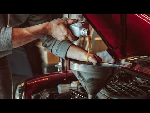 Classic Mini 101 - Oil Change