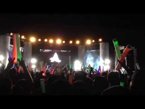Afrojack ft. Matthew Koma - Keep Our Love Alive LIVE @ CSUN Big Show 2013