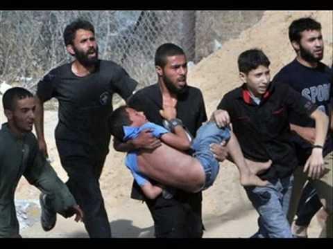 The children of Palestine