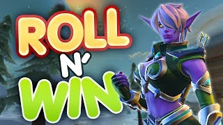ROLL N' WIN | Realm Royale