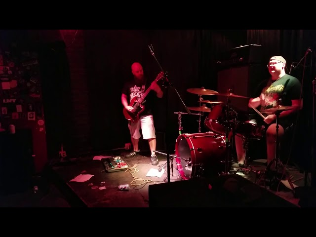Tomb Warden - Live @ Slim's, Raleigh NC 6/5/2018