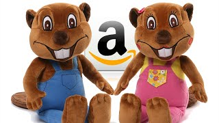"""Busy Beavers From Amazon"" 