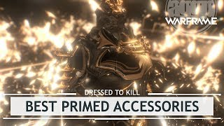 Warframe: Primed Armor, Syandanas, and Other Accessories - Don't Miss their Unvaulting!