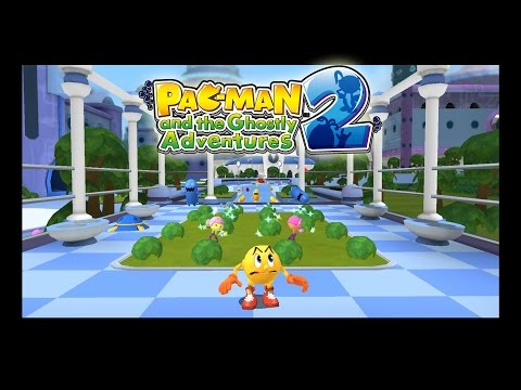 Pac-Man And The Ghostly Adventures 2 | Citra Emulator (CPU JIT) [1080p] | Nintendo 3DS
