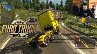 Τούμπα και Ξύλο! - Euro Truck Simulator 2 |#3| TechItSerious
