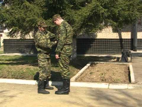 Солдаты - 1 сезон 2 серия