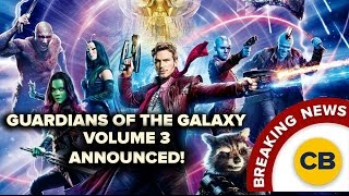 Guardians of the Galaxy Vol  3 - Breaking News