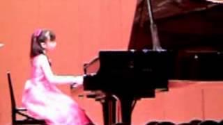 乃木坂46 生田絵梨花 11歳 モーツァルト ピアノソナタ第10番第1楽章