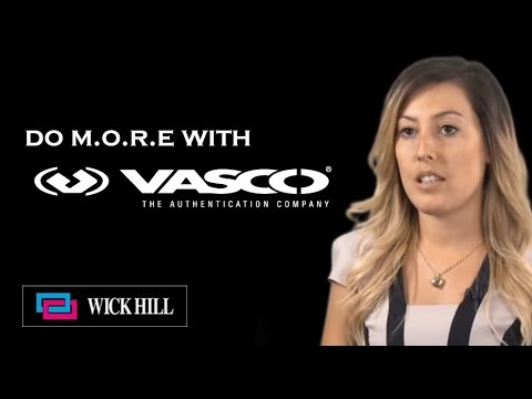 Do M.O.R.E with VASCO – Number 1 in Authentication & Electronic Signing Solutions and Services
