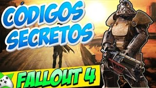 FALLOUT 4: CÓDIGOS SECRETOS DO JOGO (CHEATS)