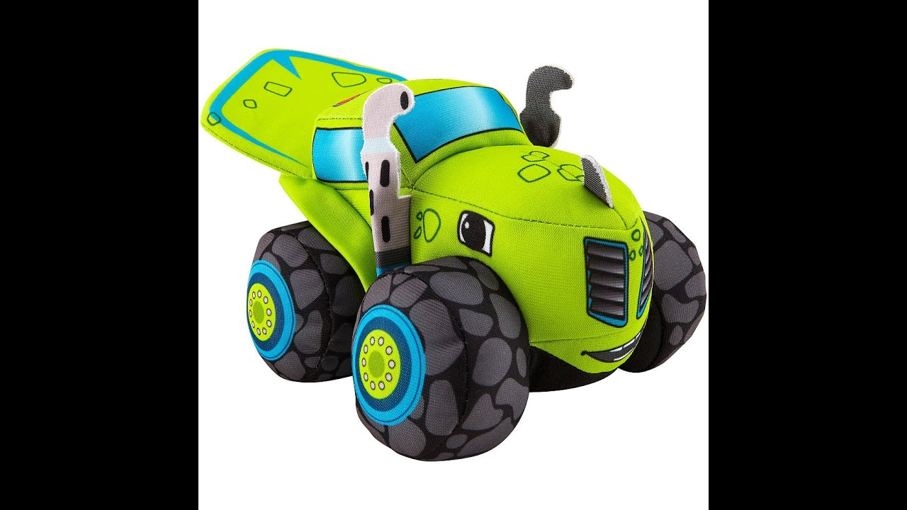 Camions Jouets Fisher Price Nickelodeon Blaze And The