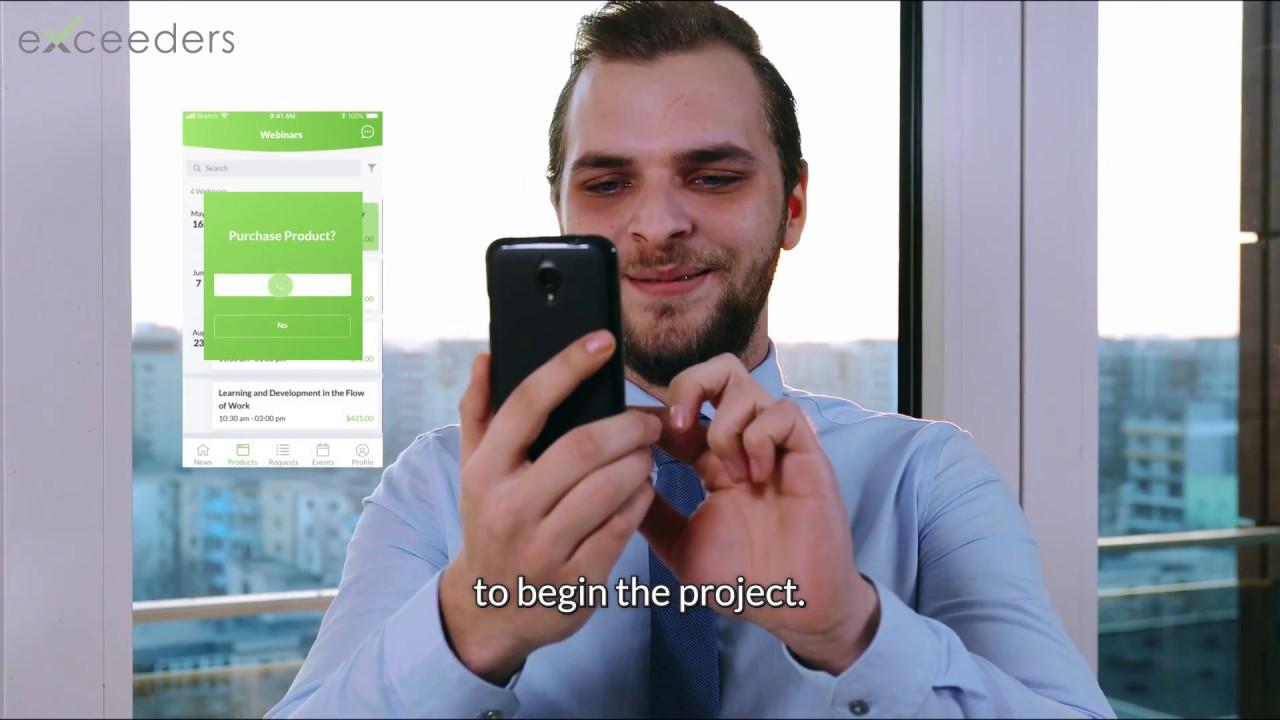 Exceeders - The Premium IT Solutions Marketplace
