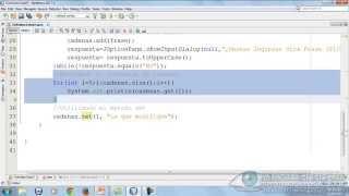 07 - Memoria Dinámica, Clase ArrayList (EDDJava)