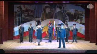 Вторая часть концерта «Расплескалась синева»