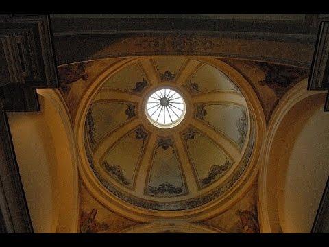La chiesa di santa marta a napoli youtube for V dipartimento ministero interno