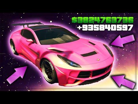 GTA 5 DLC UPDATE ONLINE - SPENDING SPREE!!! $$$ NEW CARS GAMEPLAY
