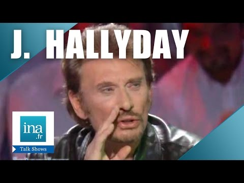 """Johnny Hallyday Interview """"Boite de nuit"""" 