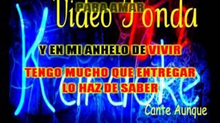 DARIO GOMEZ   SOBREVIVIRE karaoke
