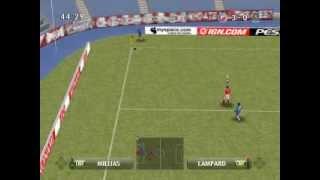 Hajde da igramo PES 2008: Crvena Zvezda - London FC - [AndreX]