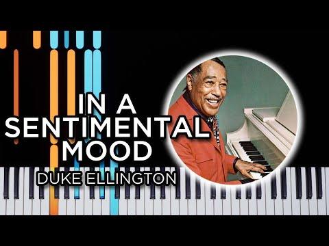 In A Sentimental Mood (Duke Ellington) Midi File