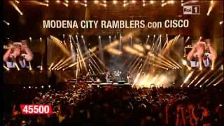 Modena City Ramblers & Cisco - ¡Viva la vida, muera la muerte! / I cento passi