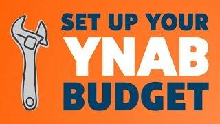 YNAB Workshop - Set Up Your Budget