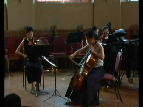 Piano Trio in Bb major (1st mvt.) By Schubert