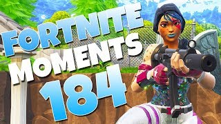 INSANE BOUNCER OBSTACLE COURSE!! (NEW TRAP TOWER METHOD)   Fortnite Funny Moments #184