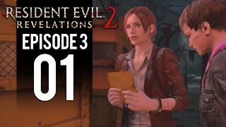 Resident Evil Revelations 2 Episode 3 - Gameplay Part 1 - Glass Eye (PS4)