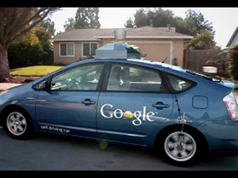 Google drives Blind Guy to Taco Bell?!