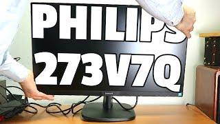 монитор Philips 273V7QDSB