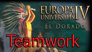 Europa Universalis 4 El Dorado Multiplayer Part 1