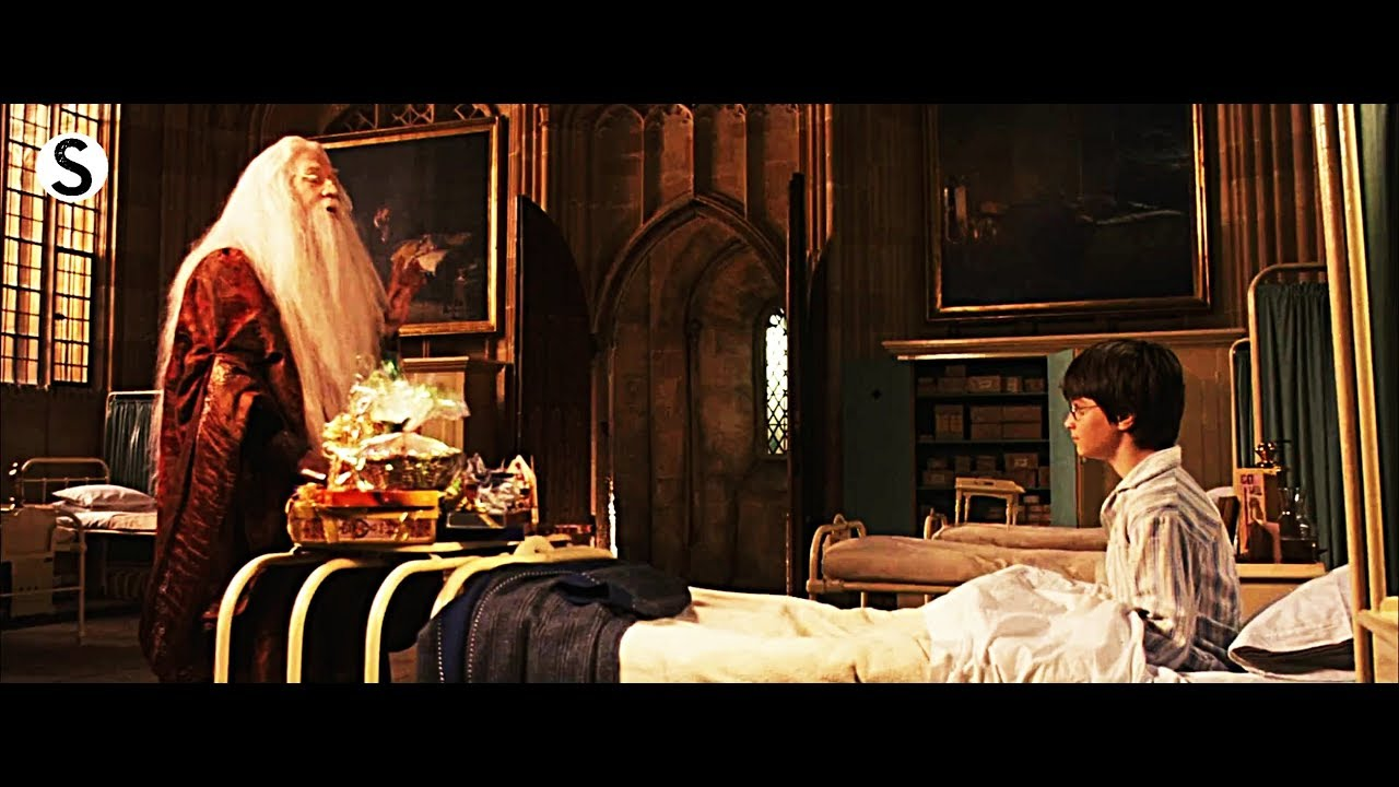 Download Harry Potter And The Sorcerer's Stone Hospital Scene