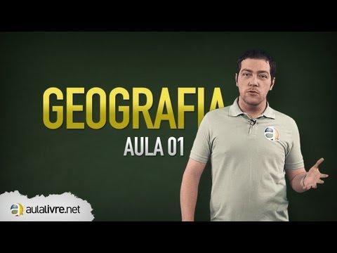 Geografia - Aula 01 - Orientação e Cartografia