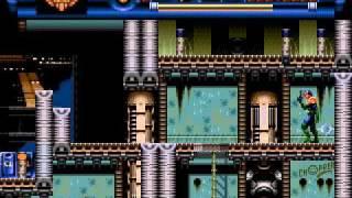 Judge Dredd Sega Mega Drive Genesis Walkthrough 001