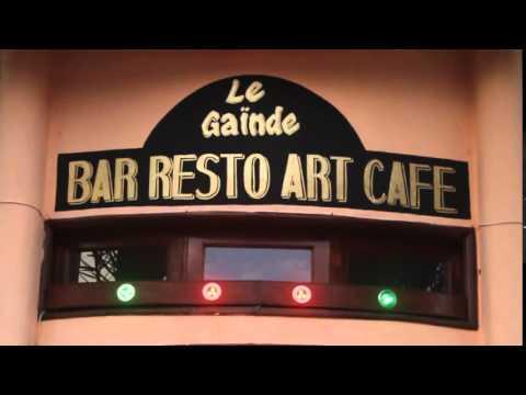 Restaurant, café, bar à l'hotel Keur Gaïndé Dakar