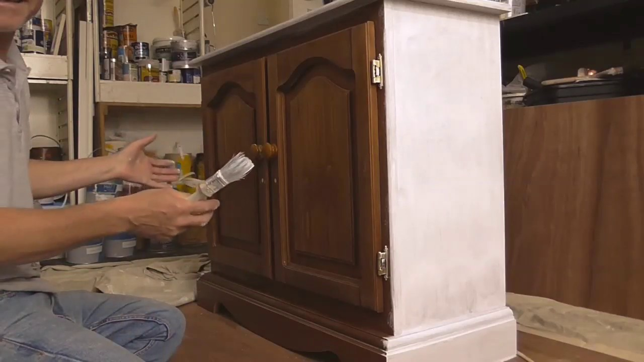 How To Paint Lacquered Furniture