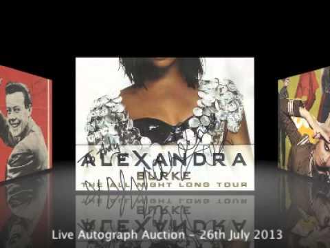 Chaucer Auctions LIVE Autograph and Memorabilia Auction
