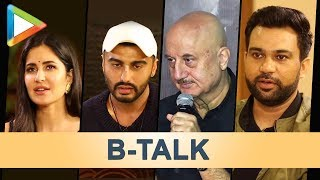 B Talk   Katrina's favourite Films of Salman Khan   Arjun's Question for SRK   Priyanka Chopra