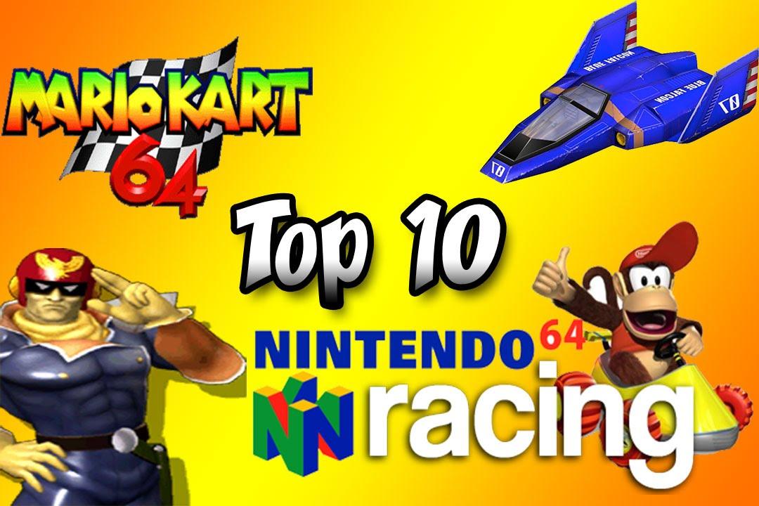 Top 10 N64 Racing Games