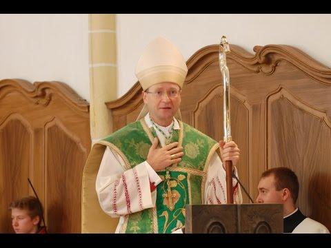 Visitation der Pfarre St. Veit Klein Engersdorf durch Weihbischof Stephan Turnovszky im Feb. 2014
