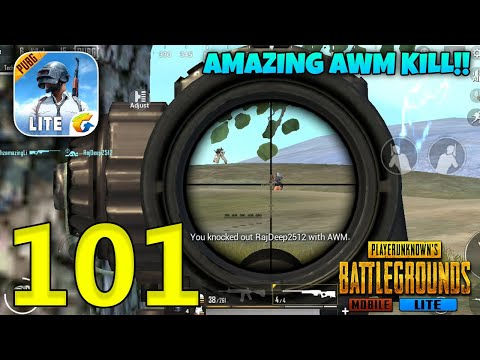 Amazing AWM Kill