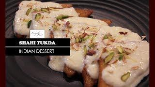 Shahi Tukda | How To Make Shahi Tukda Dessert | Indian Dessert | Simply Jain